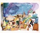 The Tower Of David, Jerusalem, 1925 (S.G.) - Edition 280