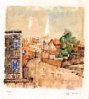 Neve Tzedek, Tel Aviv, 1928 (S.G.) - Edition 280