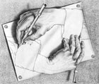 Drawing Hands, 1948