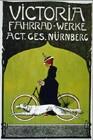 Victoria Fahrrad-Werke Act. Ges. Nürnberg