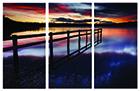 Mortimer Bay, Sunset