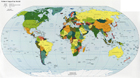 World Countries Political Map