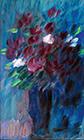 Bouquet à l'heure bleue