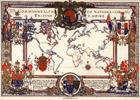 Britishempire Map, 1937