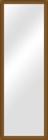 מראה מלבנית 55/180 אנכית אופקית - ברונזה זהוב מוכתם