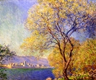 Antibes Seen from the Salis Gardens (1888)