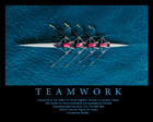 Rowing Teamwork - Quotes