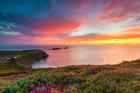 Sunrise Trek Wales