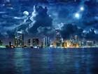 City Night View
