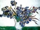 Iris Nel Vaso