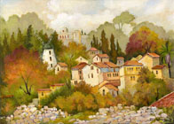 Fall in Yamin Moshe