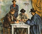 The Card Players, Early 1890s