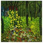 Lemon Trees - Original mixed-media on canvas
